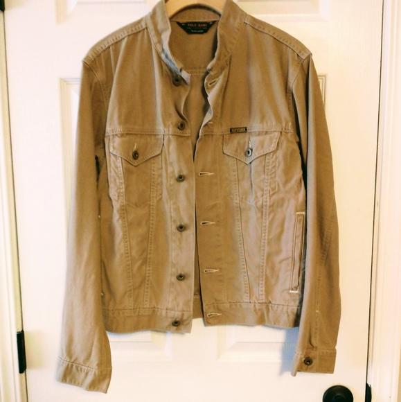 Polo Jeans Slim Fit Trucker Jean Jacket